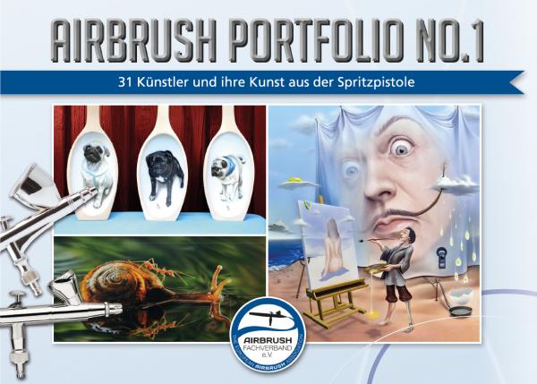 Airbrush Portfolio No. 1