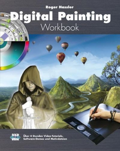 Digital Painting Workbook E-Book