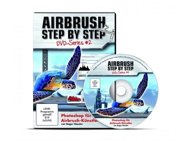 ASBS DVD Series #2 – Photoshop für Airbrush-Künstler