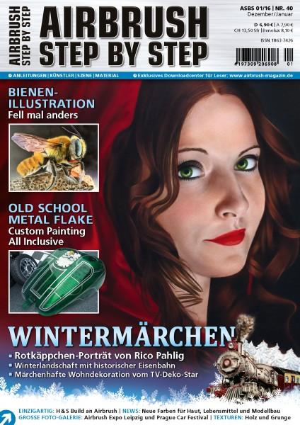 ASBS Magazin 01/16 Nr. 40
