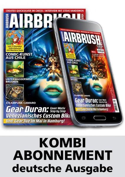 Für bestehende Abonnenten: Upgrade zum ASBS Kombi-Abo Print + App