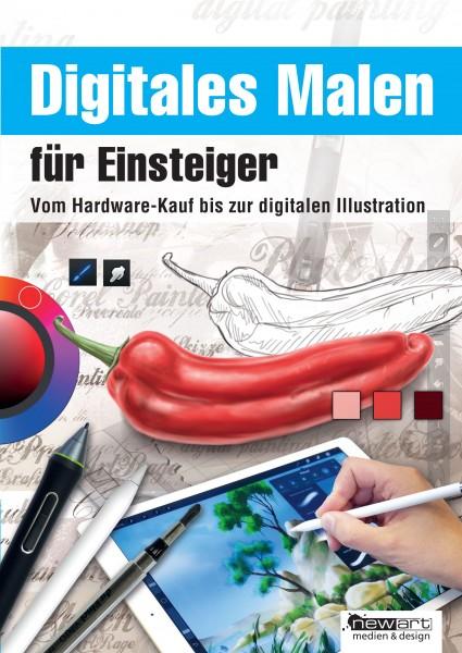Digitales Malen für Anfänger, leicht Erklärt.