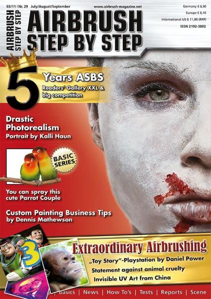 ASBS Magazine 03/11