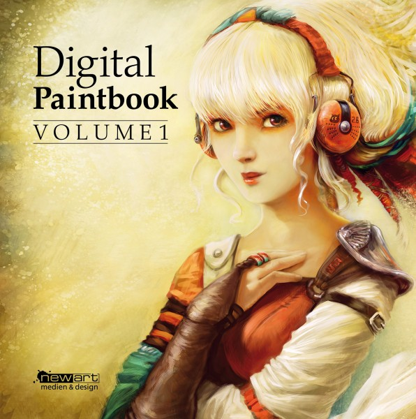 Digital Paintbook Volume I E-Book