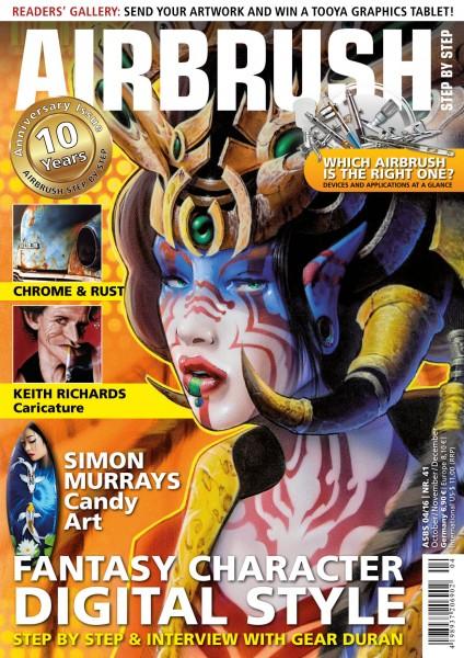 ASBS Magazine 04/16, No. 41