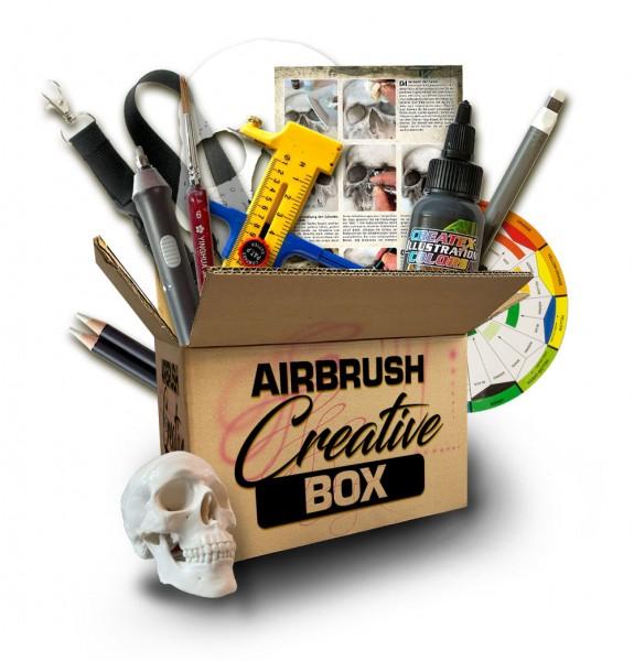 Airbrush Creative Box - einzeln