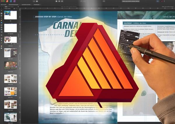 Affinity Publisher Webinar - Grundkurs am 09.06