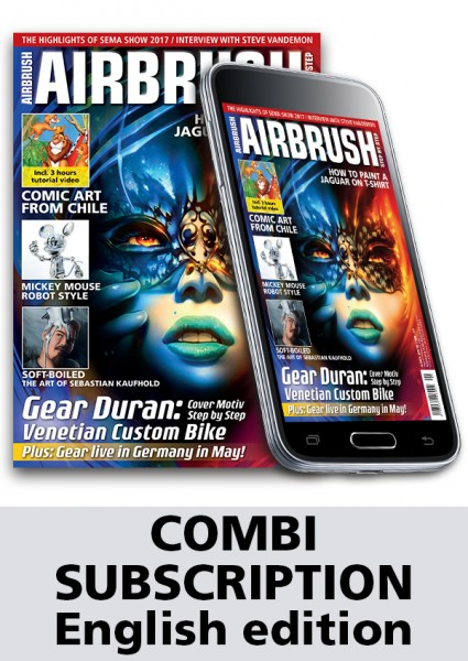 For print magazine subscribers: Upgrade to ASBS Combi subscription print + app