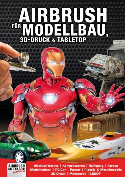Airbrush für Modellbau, 3D-Druck und Tabletop