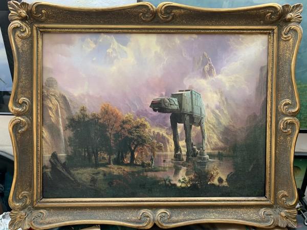 ATAT Gemälde