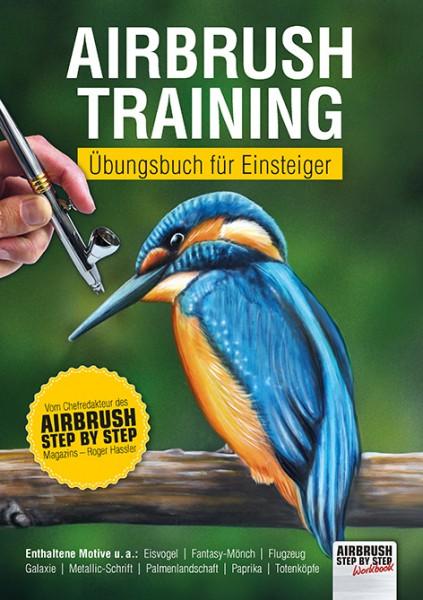 Airbrush-Training – Übungsbuch für Einsteiger
