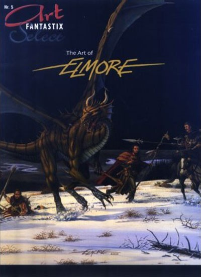 The Art of Elmore (Art Fantastix Select #5)