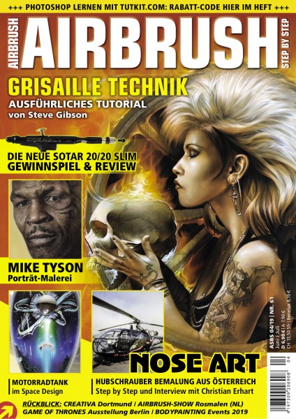 ASBS Magazin 04/19 Nr. 61