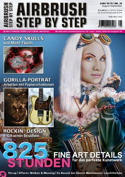 ASBS Magazin 05/15 Nr. 38