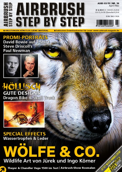 ASBS Magazin 03/15 Nr. 36