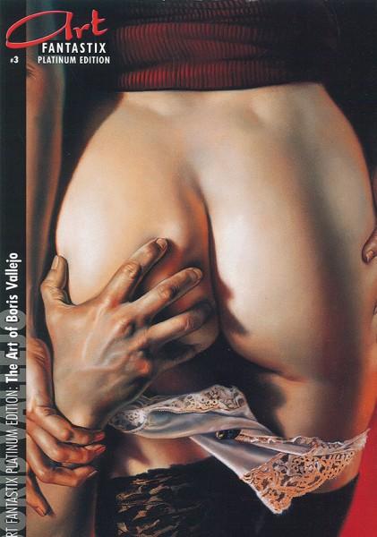 The Art of Boris Vallejo (Art Fantastix Platinum #3)