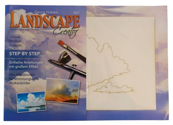 Georg Huber's Landscape Creator Vol. 1 Wolken