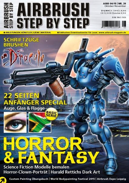 ASBS Magazin 06/15 Nr. 39