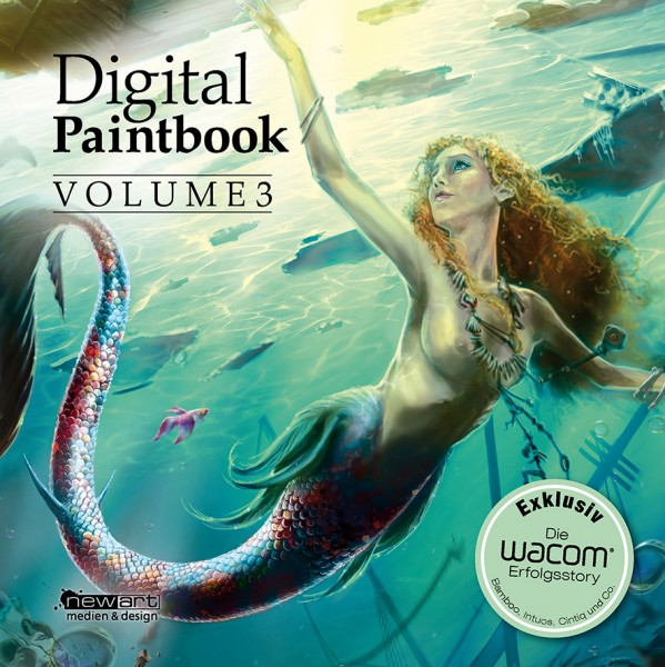 Digital Paintbook Volume 3 E-book
