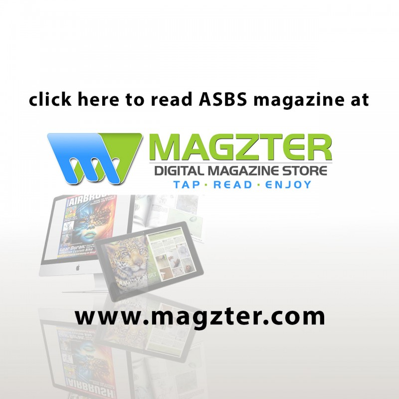 ASBS ePaper | Airbrush Step by Step Magazine | newart medien