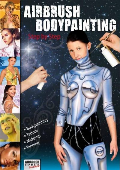 Airbrush Bodypainting Step by Step ebook