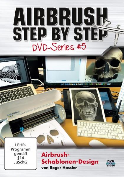 ASBS DVD-Series #5 – Airbrush-Schablonen-Design